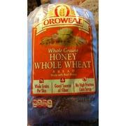 Arnold Bread, Honey Whole Wheat