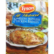 Tyson Chicken Breasts Boneless Skinless With Rib Meat Calories Nutrition Analysis Amp More