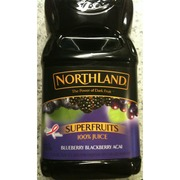 Northland 100 juice blueberry blackberry acai calories for Northland motor oils lubricants