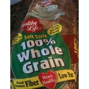 healthy life bread 100 whole wheat southern country