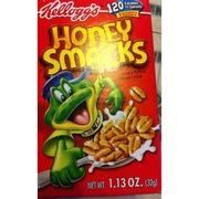 Honey Smacks Cereal: Calories