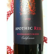 Apothic Red Winemaker's Blend, California, 2008