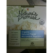 Nature S Promise Microwave Popcorn