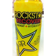 Rockstar Energy + Hydration, Non-Carbonated Lemonade: Calories, Nutrition Analysis & More ...