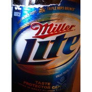 Miller Lite Beer Primary Pack Calories Nutrition Analysis More Fooducate