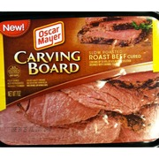 Oscar Mayer s Carving Board, Roast Beef, Slow Roasted & Cured: Calories, Nutrition Analysis ...