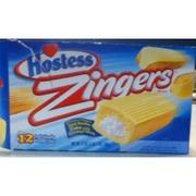 Hostess Zingers, Vanilla