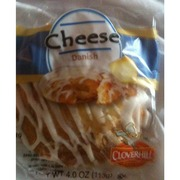 Cloverhill Bakery Cheese Danish Calories Nutrition