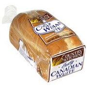 Country Kitchen Hearty Canadian White Premium Enriched Bread Nutrition Grade C