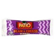 Perfect Patio Bean U0026 Cheese Burrito