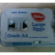 Raley's Fresh Dairy Eggs, Grade AA, Large: Calories, Nutrition Analysis & More