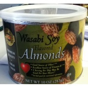 CVS Almonds, Wasabi Soy Flavored