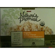 Nature S Promise Microwave Popcorn