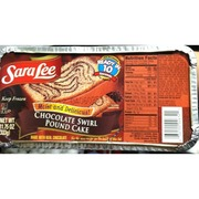 Chocolate Pound Cake Sara Lee