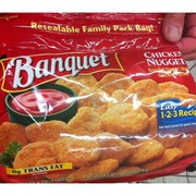 Banquet Chicken Nuggets, Family Pack