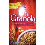 Kroger Low Fat Granola 109