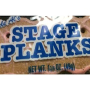 stage planks let s have matthew try them stage plank iced stage plank ...