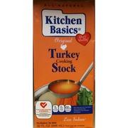 kitchen basics turkey stock cooking original - Kitchen Basics