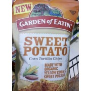 Garden Of Eatin\u0027 Sweet Potato Corn Tortilla Chips Eatin