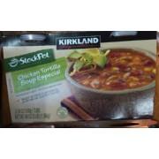 Kirkland Signature Stockpot Chicken Tortilla Soup Especial