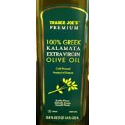 Trader joe 39 s olive oil 100 greek kalamata extra virgin for Trader joe s fish oil