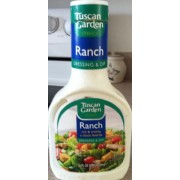 Tuscan Garden Ranch Dressing & Dip: Calories, Nutrition Analysis & More | Fooducate