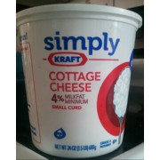Fine Kraft Cottage Cheese 4 Milkfat Download Free Architecture Designs Rallybritishbridgeorg