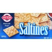 Hy Top Saltines: Calories, Nutrition Analysis & More | Fooducate