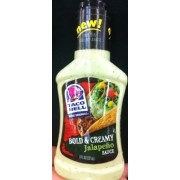 Taco Bell Bold & Creamy Jalapeno Sauce: Calories, Nutrition Analysis & More | Fooducate