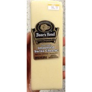 Boar's Head Cheese, Imported Swiss