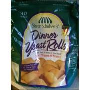 Sister Schubert S Dinner Yeast Rolls Calories Nutrition Analysis