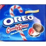 Oreo Cookies Chocolate Sandwich Candy Cane
