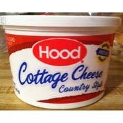 Hood Cottage Cheese, Small Curd, 4% Milkfat