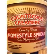 Countryside Creamery Vegetable Oil Spread, 51%