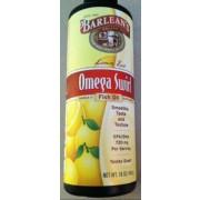 Barlean 39 s omega swirl fish oil lemon zest calories for Barlean s omega swirl fish oil