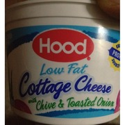 Surprising Hood Low Fat Cottage Cheese With Chive Toasted Onion Home Interior And Landscaping Palasignezvosmurscom