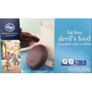 Kroger Chocolate Cake Cookies Devils Food Fat Free