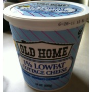 Nice Old Home Cottage Cheese, 1% Lowfat
