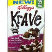 Calories In Double Chocolate Krave Cereal