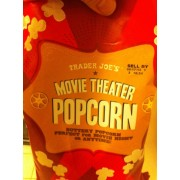 Trader Joe S Movie Theater Popcorn Calories Nutrition Analysis More Fooducate