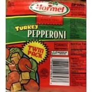 Hormel Turkey Pepperoni, Twin Pack