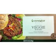 publix greenwise burgers veggie calories nutrition analysis