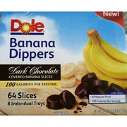 Milk Chocolate Dole Dippers