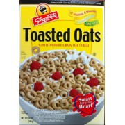 Shop Rite Cereal, Toasted Oats: Calories, Nutrition Analysis & More | Fooducate