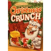 Christmas Crunch Cereal.Cap N Crunch Cereal Christmas Crunch