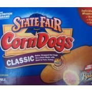 State Fair Corn Dogs, Classic: Calories