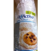 Calories In Whole Wheat Rice Cake