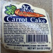 nemos carrot cake recipe