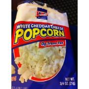 Lance Popcorn, White Cheddar Cheese