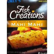 Morey 39 s fish creations mahi mahi pineapple mango for Morey s fish